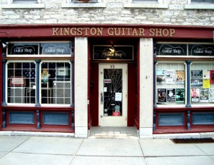 Kingston Guitar Shop