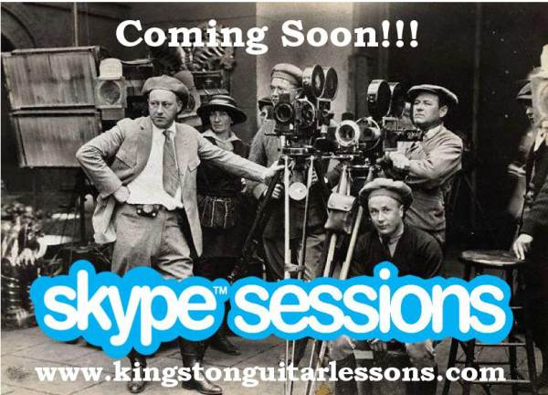 Skype Sessions Promotion